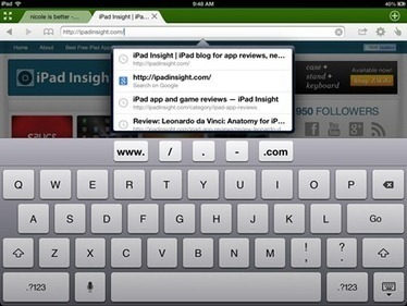 Dolphin Browser for iPad Updated – Adds Handy Extra Keyboard Keys, Password Saving & More | iPad Insight | iPads, MakerEd and More  in Education | Scoop.it