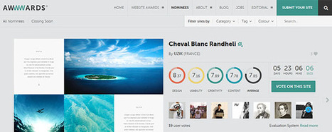10 of the best sources for web design inspiration - The Creative Edge | Web design | Scoop.it