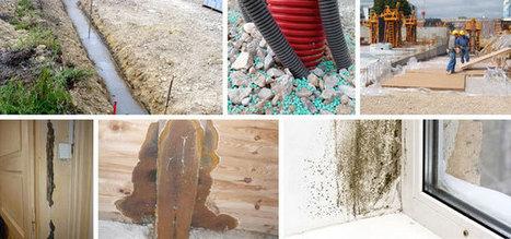 Les désordres dans le bâtiment | Emplois verts | Scoop.it