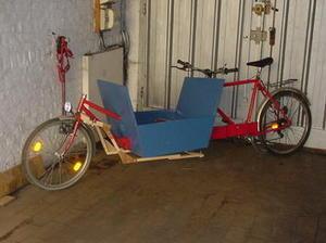 #DIY très original, le triporteur hollandais ! | Vélo Hollandais | Scoop.it