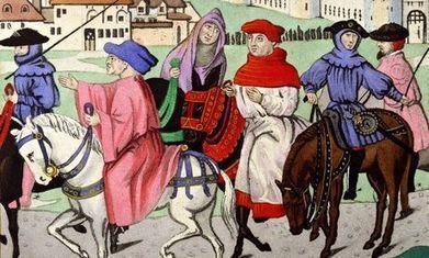 My hero: Geoffrey Chaucer by LaviniaGreenlaw | Canterbury Tales | Scoop.it