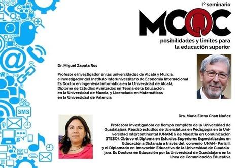 1º Seminario MOOC | Universidad Virtual de Quilmes | Profesión Palabra: oratoria, guión, producción... | Scoop.it