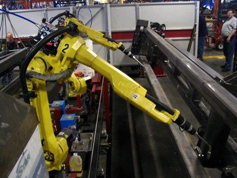 Industrial Internet of Things Merging Robots, Automation & Supercomputers | Industrial Internet | Scoop.it