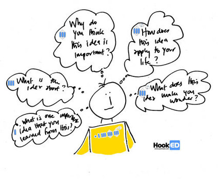 Five powerful questions — HookED | Tools. apps & more | Scoop.it