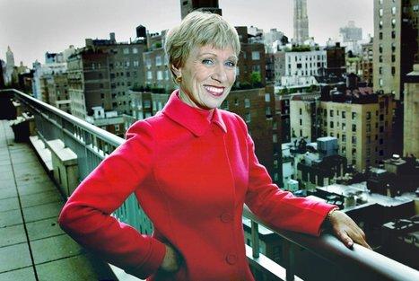 Barbara Corcoran, d'une scolarité chaotique à l'empire new-yorkais | Entreprenariat féminin (2) | Scoop.it