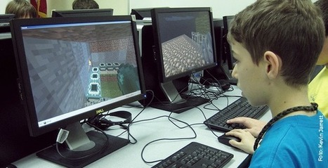 Minecraft: ¿un juego en clase? | El Blog de Educación y TIC | Metodologias y herramientas educativas del siglo XXI | Scoop.it