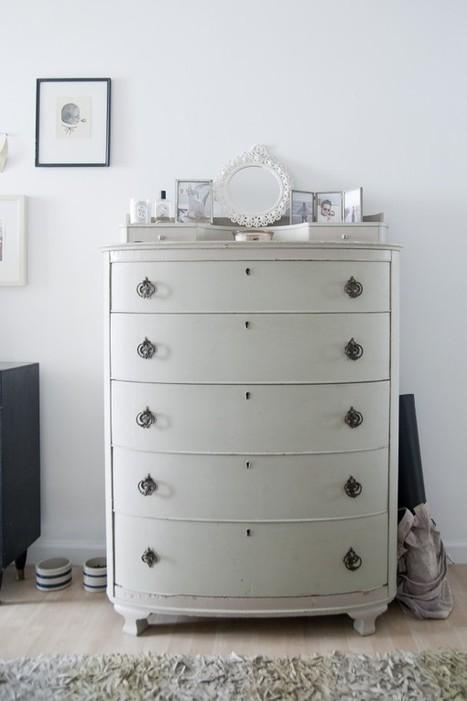 Une chambre rétro : douce et apaisante ! | décoration & déco | Scoop.it