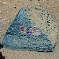 Mars Rock Touched by NASA Curiosity has Surprises | MN News Hound | Scoop.it