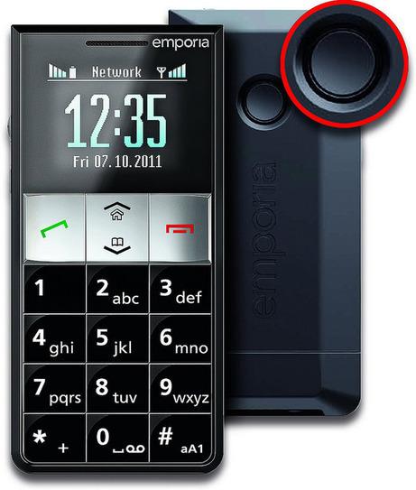 Emporia RL2 de Vodafone, un modelo para facilitar la vida a los más mayores | Cosas que interesan...a cualquier edad. | Scoop.it