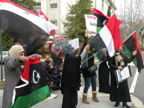 In Syria, Demonstrations Are Few and Brief   Coveting Freedom   Scoop.it