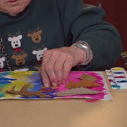 NCCA Creative Caregiving » Flourishing through the Art of Caregiving | Creatively Aging | Scoop.it