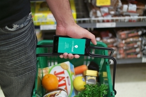 CheckFood : une application pour lutter contre le gaspillage alimentaire | Efficycle | Scoop.it