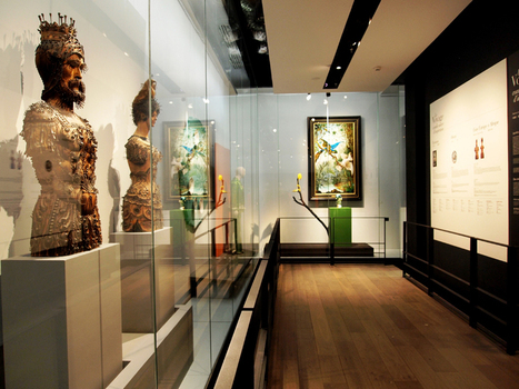«Voyager est un art» : l'exposition de l'espace musée de Roissy @AeroportsParis | Médias sociaux et tourisme | Scoop.it