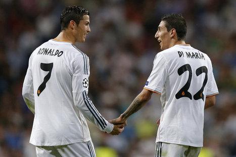 La rabona de Di María alegra una noche de goles sin fútbol - Mundo Deportivo | Futbol | Scoop.it