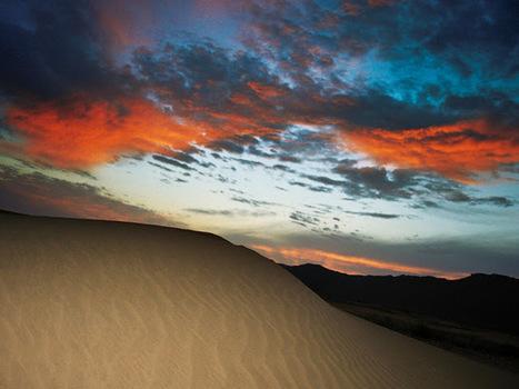ALGERIE, Terre d'Afrique: Tagrera dans le Tassili du Hoggar | Les déserts dans le monde | Scoop.it