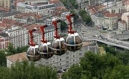 Toulouse : le téléphérique urbain traversera la Garonne dès...2020 | transports par cable - tram aérien | Scoop.it