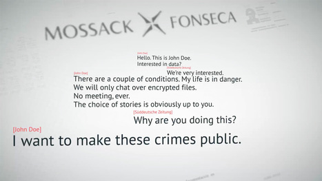 All you need to know about the Panama Papers | Ethics? Rules? Cheating? | Scoop.it