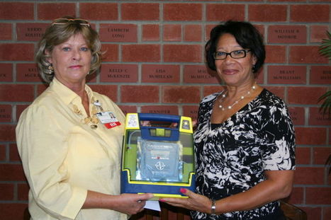 Playing It Safe: AED Program Thrives in Moore County - Southern Pines Pilot | CPR, BLS, ACLS Instruction | Scoop.it