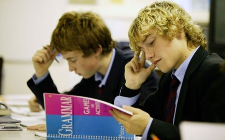 International education league tables 'are misleading' - Telegraph | UK Secondary Education | Scoop.it