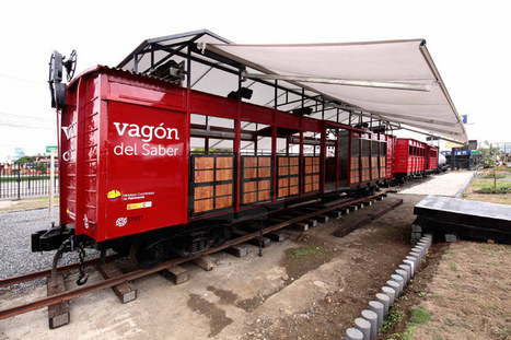 Wagon du Savoir, par Al Borde | Architecture pour tous | Scoop.it