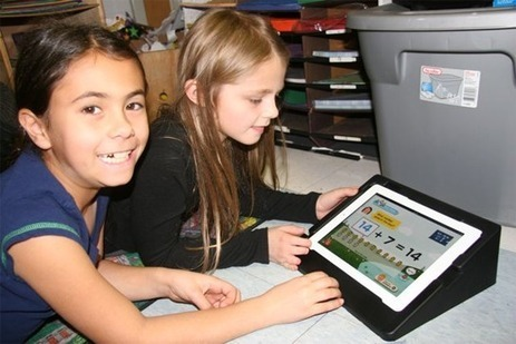 Goodbye Textbooks, Hello iPad | Ipads in technology | Scoop.it