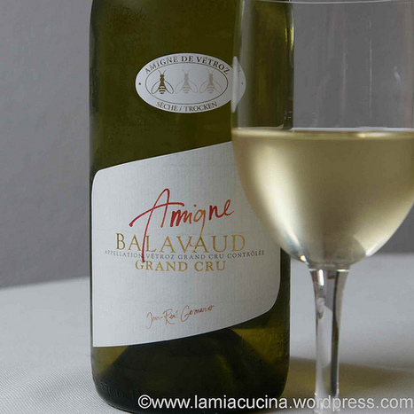 Weinrallye 53: Schweizer Weine, Amigne de Vétroz « lamiacucina | Weinrallye | Scoop.it