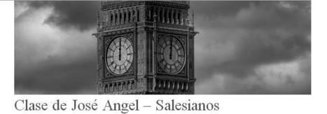 Clase de José Angel - Salesianos   Blogs in the English Classroom   Scoop.it