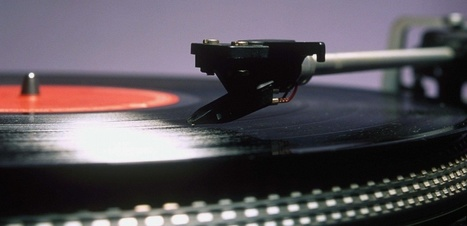 A vos platines, le vinyle HD débarque ! | BIB on WEB | Scoop.it