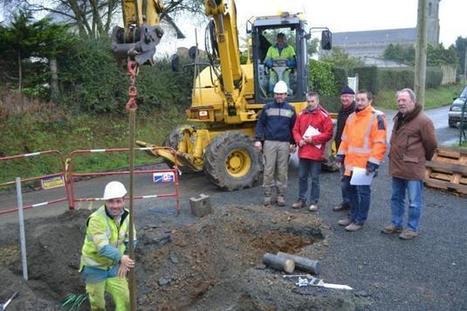 Lanvollon Eau potable : des travaux pour économiser la ressource | water news | Scoop.it