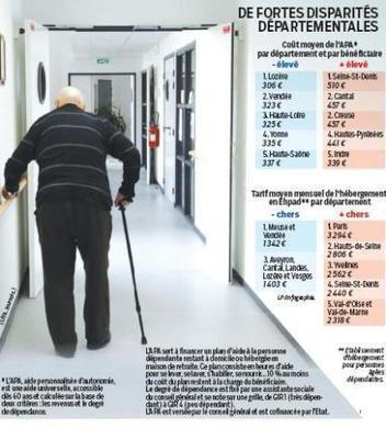 Vieillissement et dépendance: les inégalités se creusent | Le vieillissement | Scoop.it