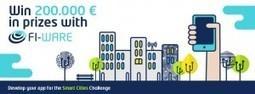 Desafío FI-WARE, con más de 200.000€ en premios ... - Smart Cities | Innova | Scoop.it