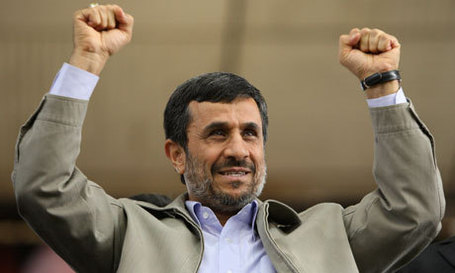 Ahmadinejad: World forces must annihilate Israel | Kuffar News | Scoop.it