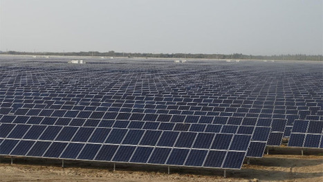 Solar is now cheaper than coal, says India energy minister | Climate Home - climate change news | Lauri's Environment Scope | Scoop.it