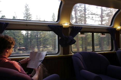 How Apply for the Amtrak Residency for Writers | Amtrak Blog | This Gives Me Hope | Scoop.it
