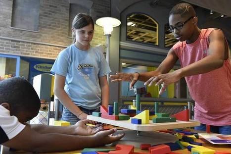 New attraction at Science City aims to spark inventive young minds - Kansas City Star | CLOVER ENTERPRISES ''THE ENTERTAINMENT OF CHOICE'' | Scoop.it