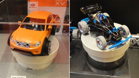 Emergency Braking Systems Stop These RC Cars From Destroying ... | Unmanned Ground Vehicles | Scoop.it
