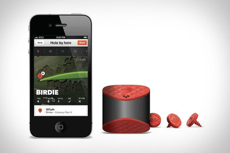 GAME GOLF - change the golf experience forever, for everyone | Random Tech | Scoop.it