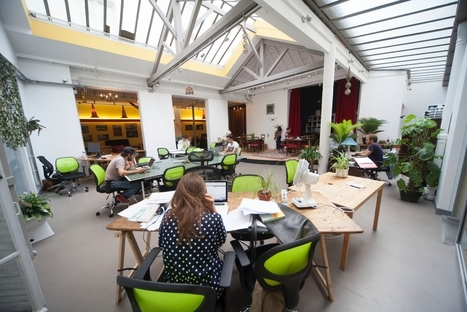 « Dans 10 ans, faire du coworking sera devenu banal » | Innovation sociale | Scoop.it