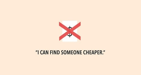 """I can get it cheaper"": What to do when a client rejects your fee 
