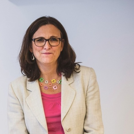 Cecilia Malmström, vad har du för band till vapenindustin?   hotchpotch   Scoop.it