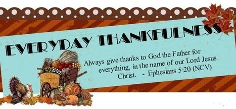 Everyday Thankfulness: Peculiar People Day | Strange days indeed... | Scoop.it