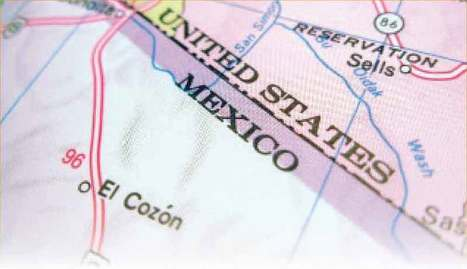 DOT officially expands freight zone at Mexican border in Texas | Truckers Daily | Scoop.it