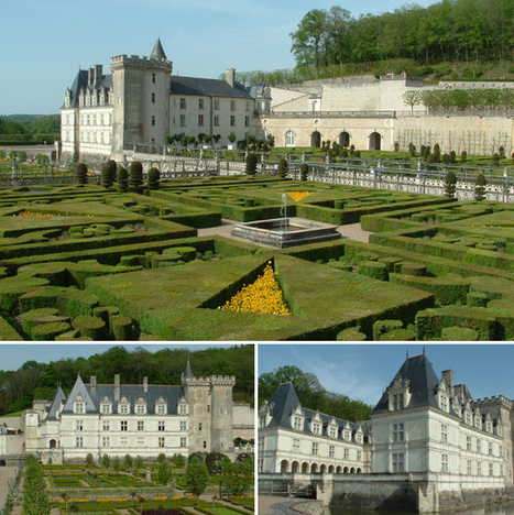 10 Loire Valley Castles You Will Want to Visit | Châteaux de la Loire et Jardins de France | Scoop.it