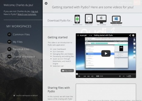 Pydio 6.0 une alternative à Google Drive, OneDrive ou DropBox - Programmez! | Collaboration market | Scoop.it