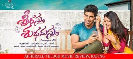 Srirastu Subhamastu Telugu Movie Review, Rating   A Aa Telugu Movie Review, Rating   Scoop.it
