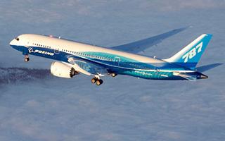 Le premier Boeing 787 de série effectue son vol inaugural - Industrie aéronautique | Airlines | Scoop.it