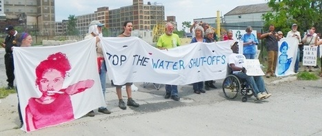 STOP DETROIT WATER SHUTOFFS NOW! CANCEL THE #DETROITWATER DEBT AND START AFRESH: PETITION | SocialAction2015 | Scoop.it