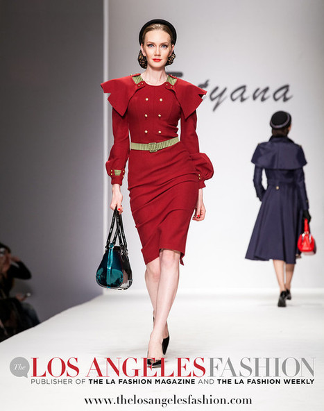 Bettie Page Designer Tatyana Brings back Retro Glam at Style Fashion Week! | Best of the Los Angeles Fashion | Scoop.it