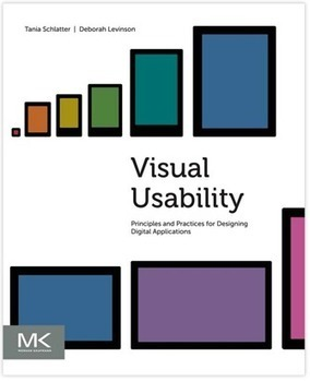Visual Usability - Principles and Practices for Designing Digital Applications - Tania Schlatter and Deborah Levinson | Graphic Design Tips for User Interface Design | Scoop.it