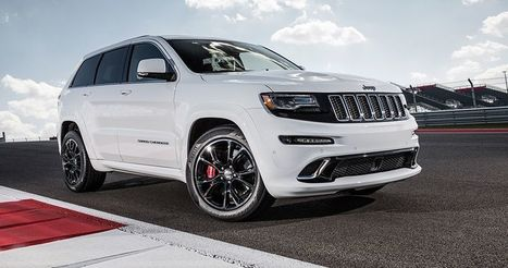 2015 Grand Cherokee SRT- Power, Capacity and Speed | NJ Jeep Dealer | All Things New Jersey | Scoop.it